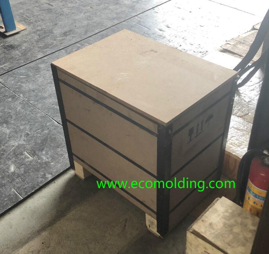 mold shipping box