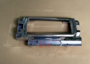 gear holder (MT) injection mold