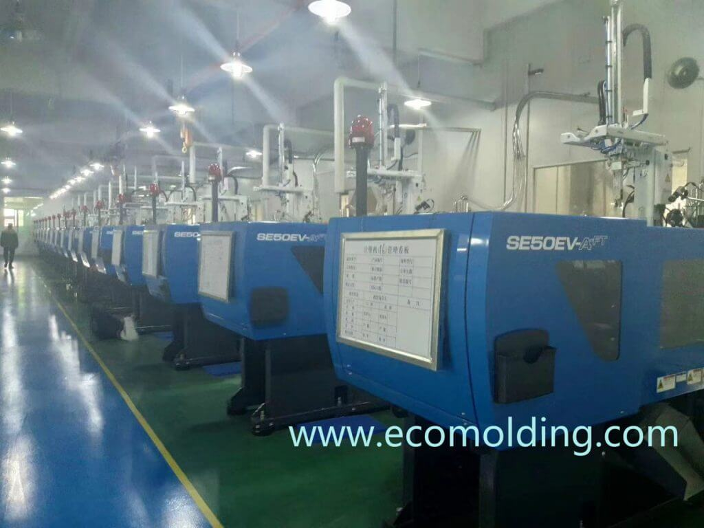 injection molding manufacturer in China