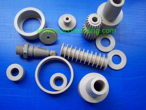 The advantage of plastic molding parts