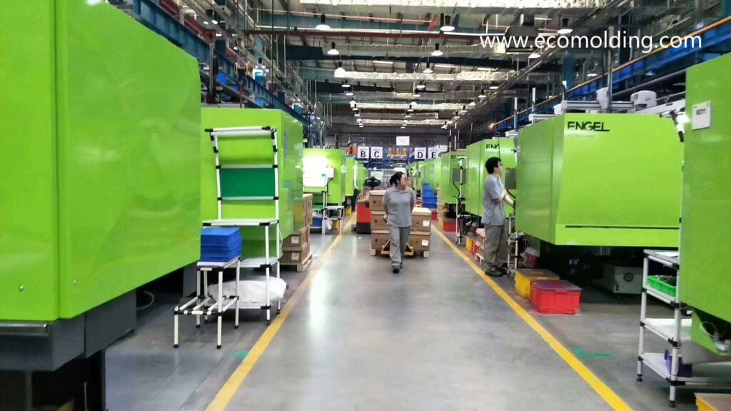 injection molding company in china