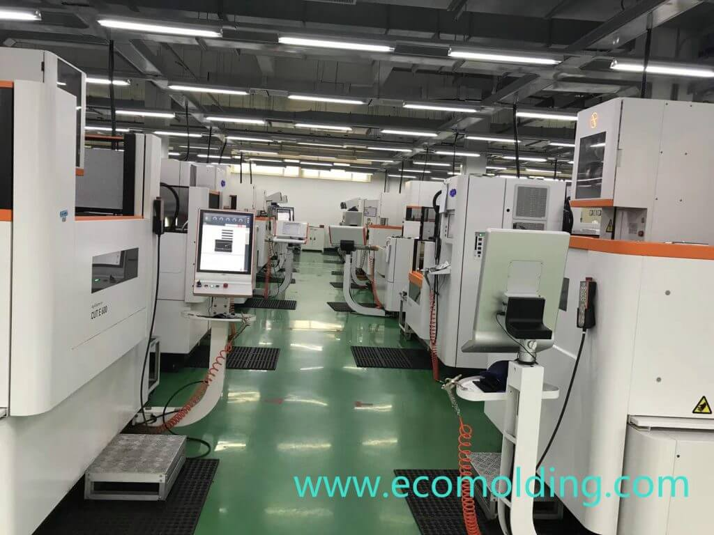 mold making factory in china