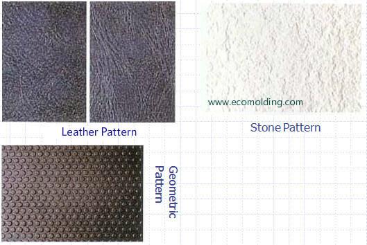 mold texture types