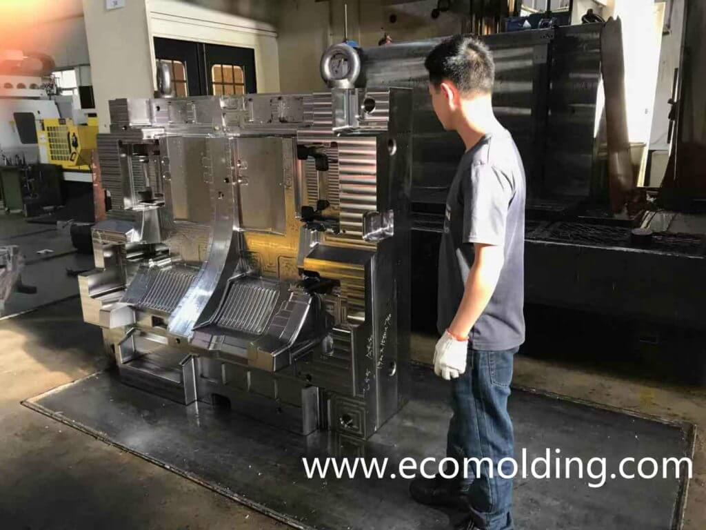 mold making company in china