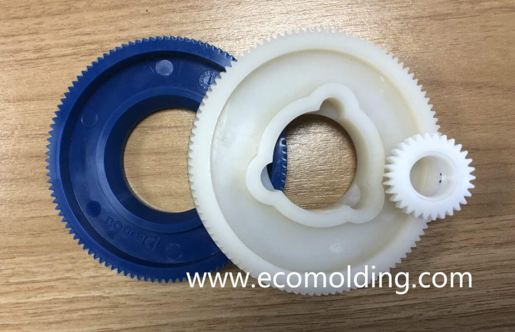 POM plastic injection molding parts
