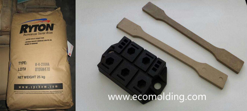 PPS plastic injection molding
