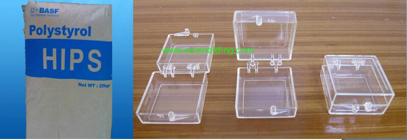 HIPS plastic injection molding
