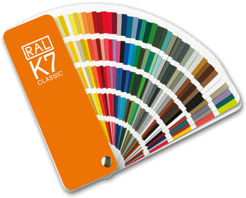 RAL COLOR K7